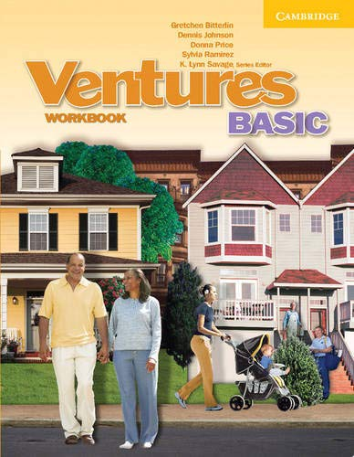 9780521719834: Ventures Basic Workbook