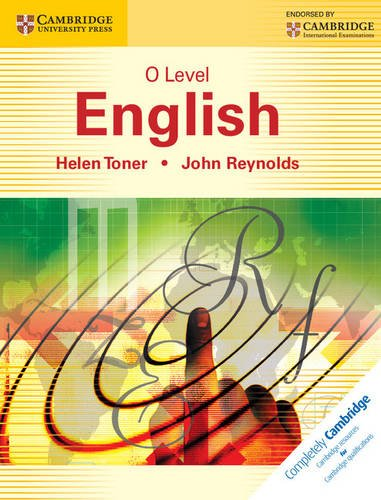 9780521720021: O Level English