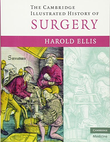 9780521720335: The Cambridge Illustrated History of Surgery