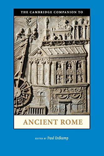 9780521720786: The Cambridge Companion to Ancient Rome (Cambridge Companions to the Ancient World)