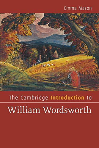 9780521721479: The Cambridge Introduction to William Wordsworth (Cambridge Introductions to Literature)