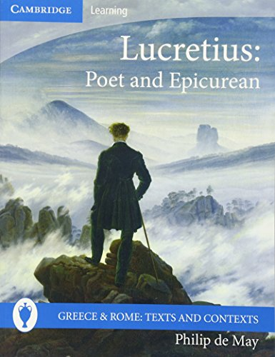 9780521721561: Lucretius: Poet and Epicurean (Greece and Rome: Texts and Contexts)