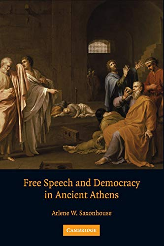 9780521721585: Free Speech and Democracy in Ancient Athens