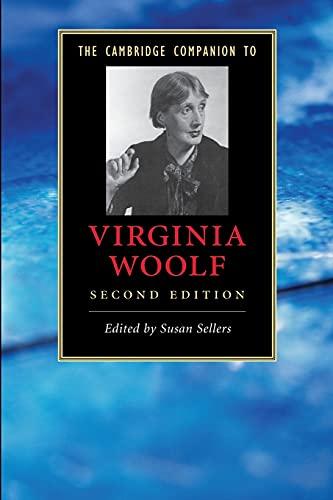 9780521721677: The Cambridge Companion to Virginia Woolf