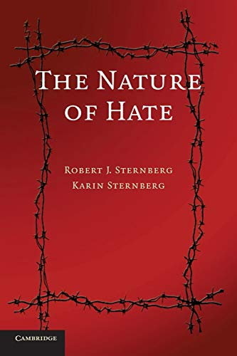 9780521721790: The Nature of Hate Paperback