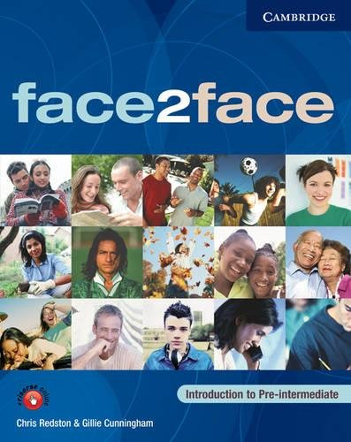 9780521722179: Face2face Introduction to Pre-intermediate (Italian Edition)