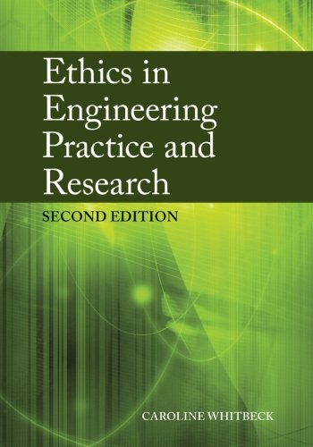 9780521723985: Ethics in Engineering Practice and Research 2nd Edition Paperback