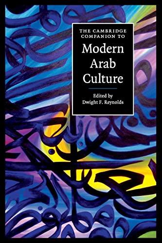 9780521725330: The Cambridge Companion to Modern Arab Culture