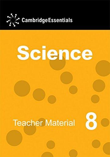 Cambridge Essentials Science Teacher Material 8 CD-ROM (9780521725743) by Jean Martin; Sam Ellis; Andy Cooke; Diane Fellowes-Freeman