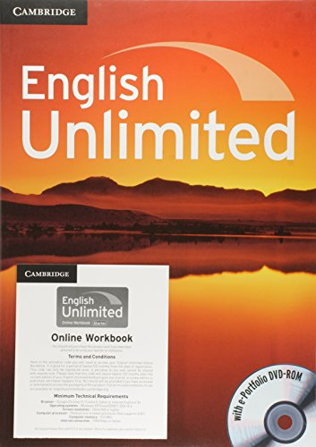 9780521726337: English Unlimited Starter Coursebook with e-Portfolio [Lingua inglese]