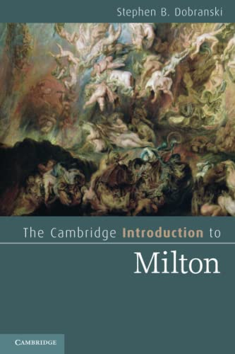 9780521726450: The Cambridge Introduction to Milton (Cambridge Introductions to Literature)