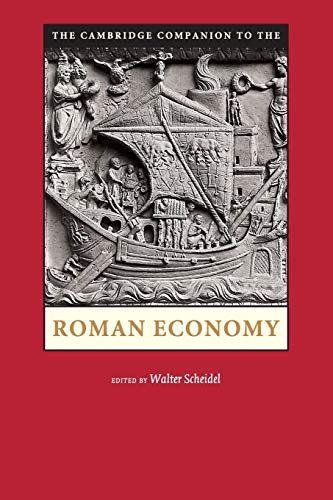 9780521726887: The Cambridge Companion to the Roman Economy (Cambridge Companions to the Ancient World)