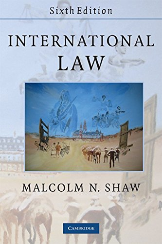 9780521728140: International Law