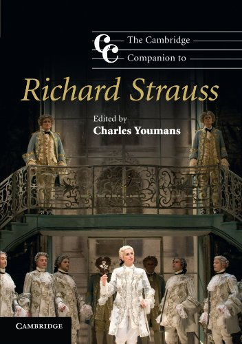 9780521728157: The Cambridge Companion to Richard Strauss