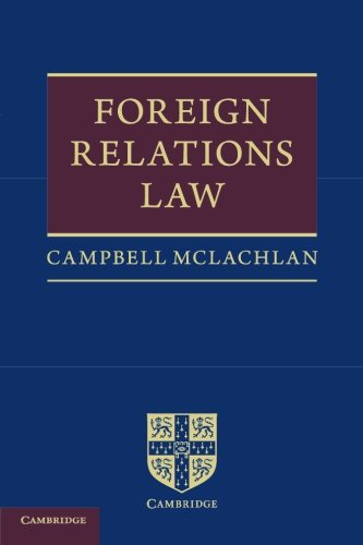 9780521728508: Foreign Relations Law