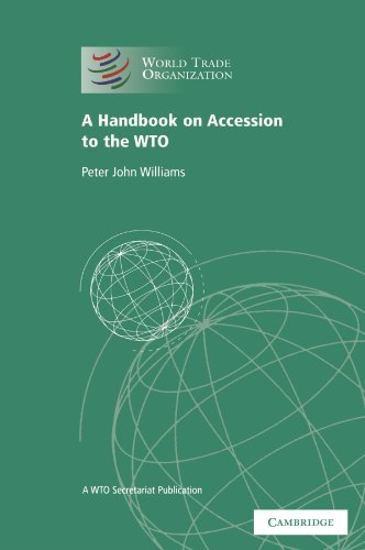 9780521728683: A Handbook on Accession to the WTO: A WTO Secretariat Publication (World Trade Organization)