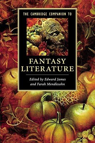 9780521728737: The Cambridge Companion to Fantasy Literature (Cambridge Companions to Literature)