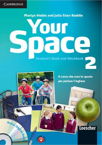9780521729093: Your space. Per la Scuola media. Con CD Audio. Con CD-ROM. Con espansione online: 2