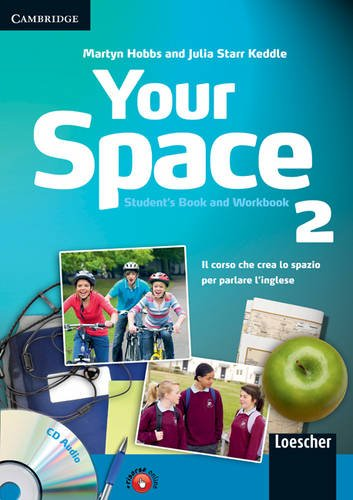 9780521729109: Your Space Level 2 Student's Book and Workbook with Audio CD and Companion Book with Audio CD Italian Edition