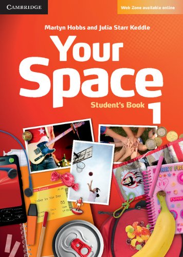 Your Space 1 Student's Book - 9780521729239: Hobbs, Martyn; Starr