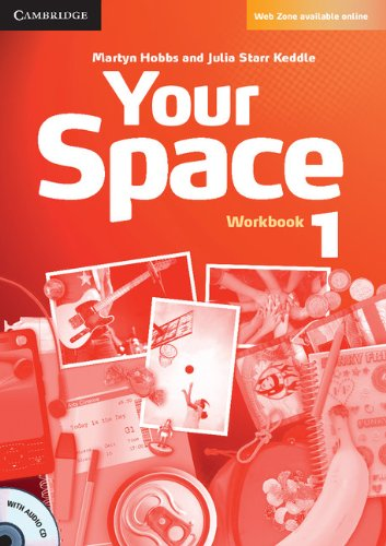 9780521729246: Your Space  1 Workbook with Audio CD