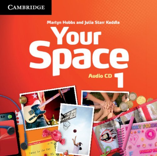 9780521729277: Your Space Level 1 Class Audio CDs (3)