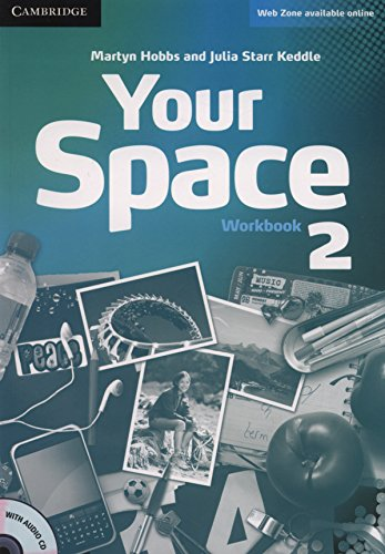 9780521729291: Your Space 2 Workbook with Audio CD - 9780521729291