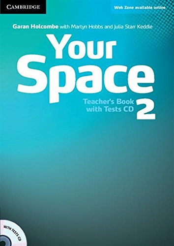 9780521729307: Your Space  2 Teacher's Book with Tests CD