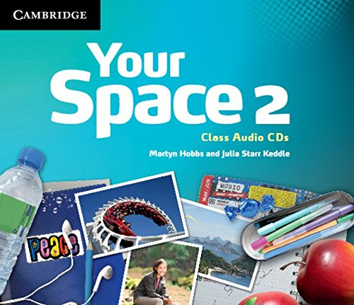 9780521729321: Your Space Level 2 Class Audio CDs (3)