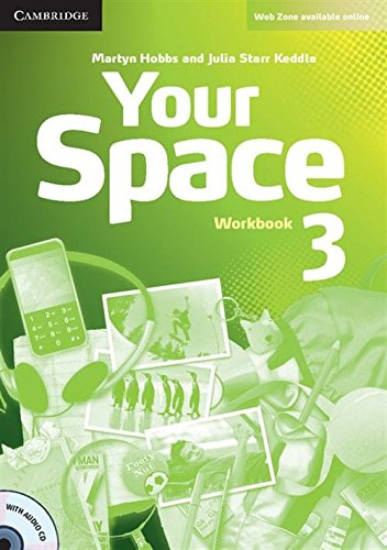 9780521729345: Your Space  3 Workbook with Audio CD