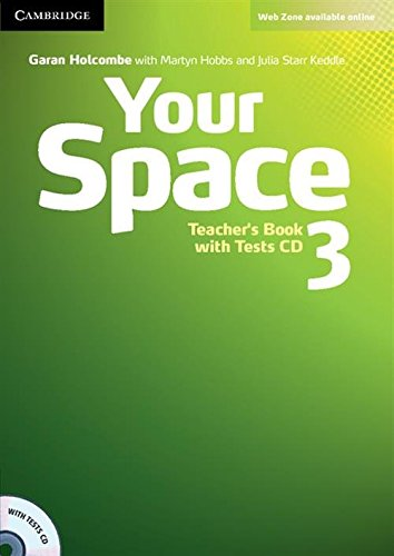 9780521729352: Your Space  3 Teacher's Book with Tests CD