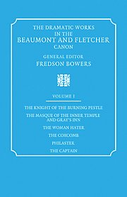 The Dramatic Works in the Beaumont and Fletcher Canon 10 Volume Paperback Set (Paperback): Francis ...