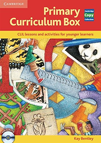 9780521729611: Primary Curriculum Box with Audio CD (Cambridge Copy Collection)
