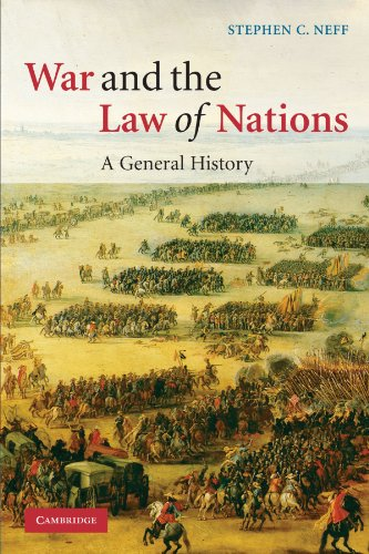 9780521729628: War and the Law of Nations: A General History