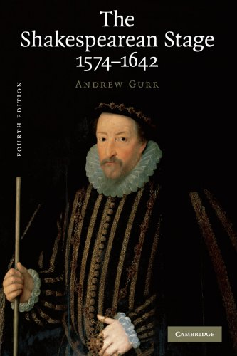 9780521729666: The Shakespearean Stage 1574-1642