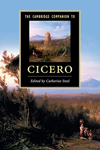 9780521729802: The Cambridge Companion to Cicero (Cambridge Companions to Literature)