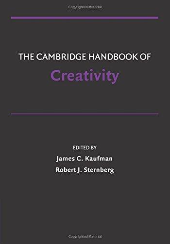 9780521730259: The Cambridge Handbook of Creativity Paperback (Cambridge Handbooks in Psychology)