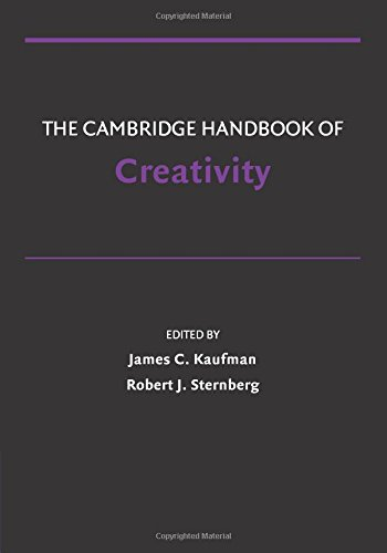 The Cambridge Handbook of Creativity: James C. Kaufman