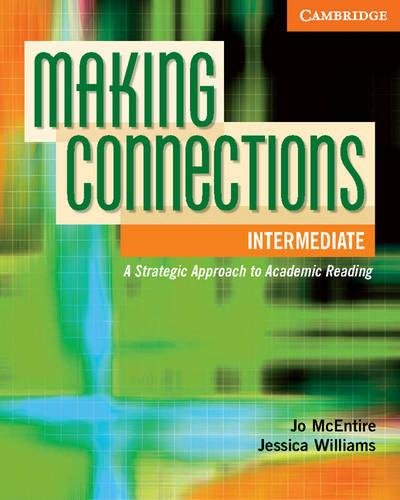 9780521730495: Making Connections Intermediate Student's Book: A Strategic Approach to Academic Reading and Vocabulary