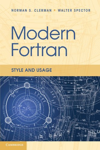 9780521730525: Modern Fortran: Style and Usage