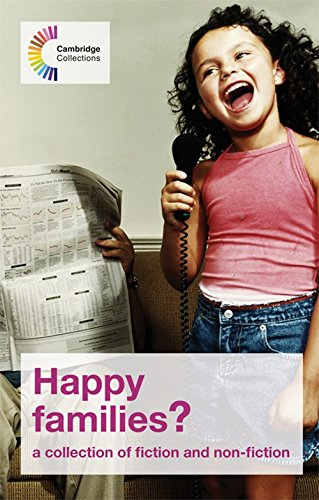 9780521730860: Happy Families?: A Collection of Fiction and Non-Fiction (Cambridge Collections)