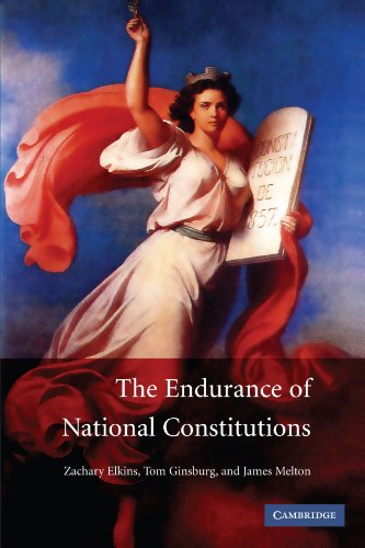 9780521731324: The Endurance of National Constitutions