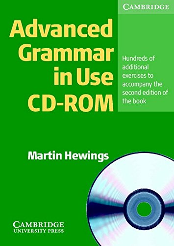 9780521731447: Advanced Grammar In Use - 2Nd Edition