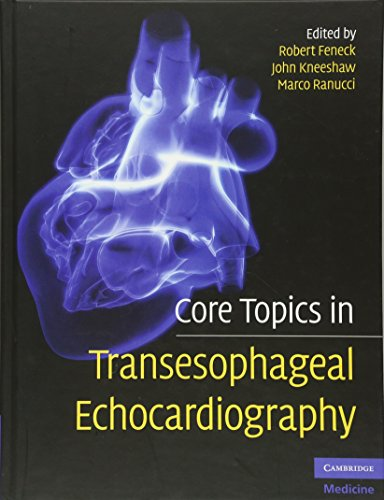 9780521731614: Core Topics in Transesophageal Echocardiography