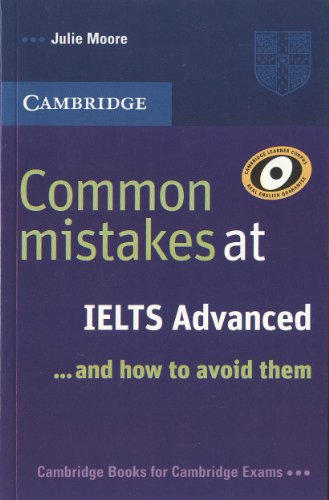 9780521731997: COMMON MISTAKES AT IELTS ADVANCED AND HOW TO AVOIDTHEM