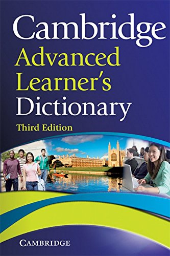9780521732123: Cambridge University Press Cambridge Advanced Learner'S Dictionary With Cd