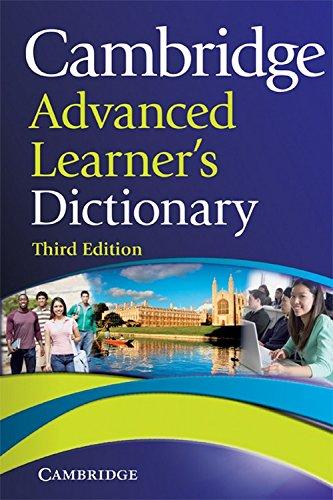 9780521732123: Cambridge University Press Cambridge Advanced Learner'S Dictionary With Cd