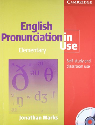 9780521732192: English Pronunciation in use -Elementary