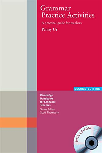 9780521732321: Grammar Practice Activities Paperback with CD-ROM: A Practical Guide for Teachers (Cambridge Handbooks for Language Teachers)