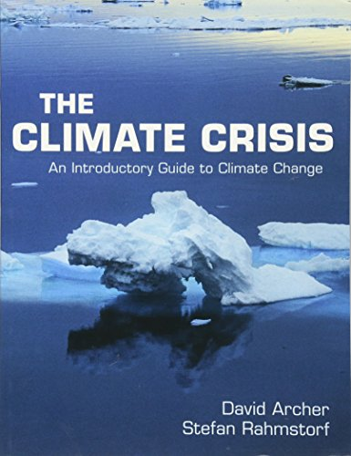 9780521732550: The Climate Crisis Paperback